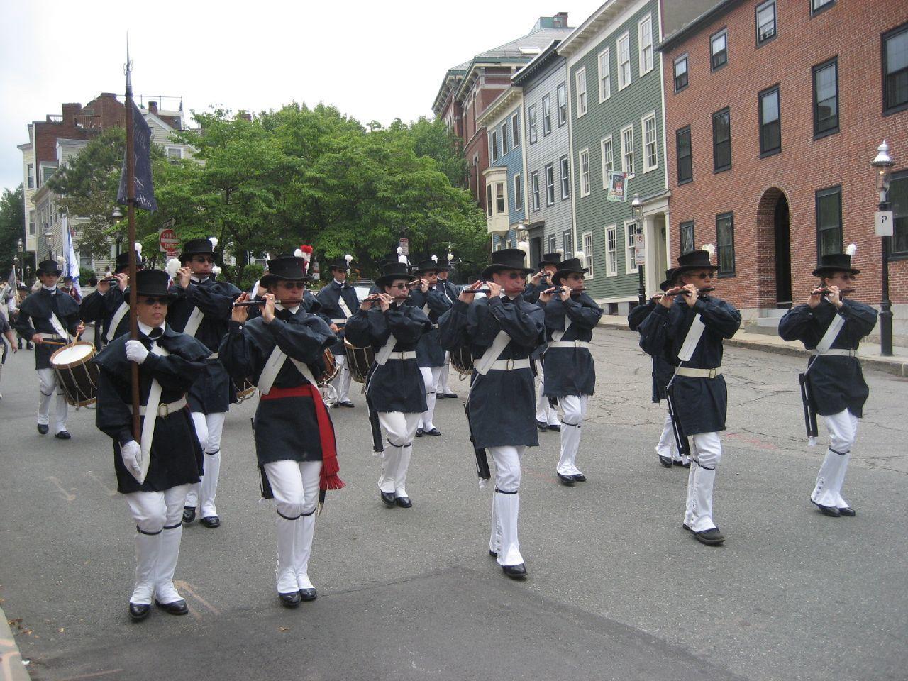 Bunker Hill Day Celebrations
