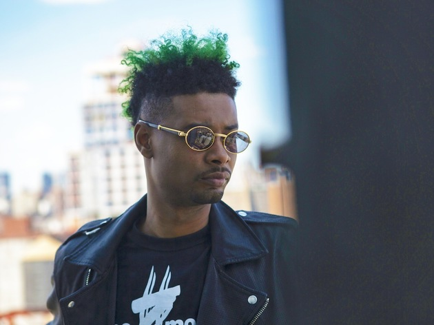 Red Bull Music Academy Presents: Astral Black Featuring Danny Brown