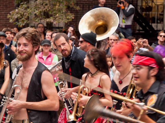 Harvard Square Oktoberfest