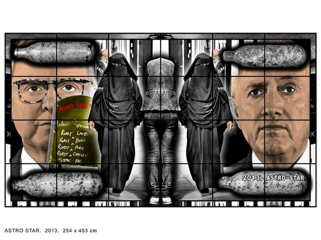 Gilbert & George ('ASTRO STAR', 2013)