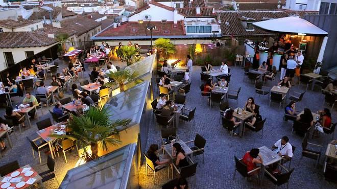 23 Terrazas Espectaculares De Madrid