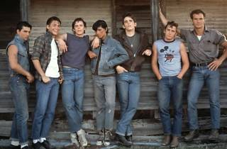 Cinespia screening: The Outsiders