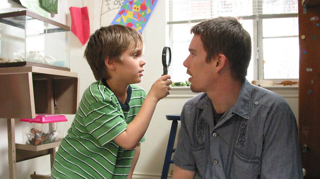 The making of Boyhood