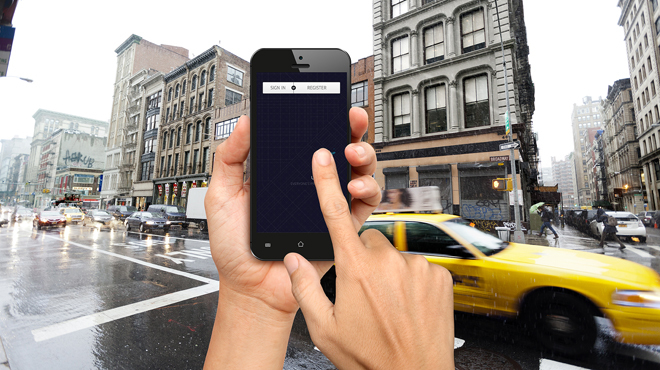 You can now reserve Uber rides in New York