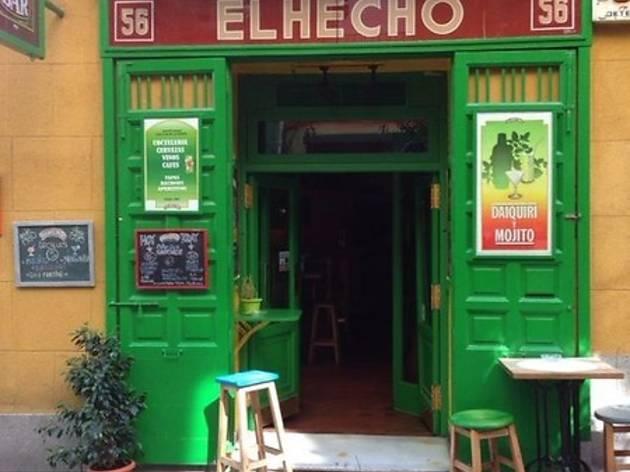 Elhecho