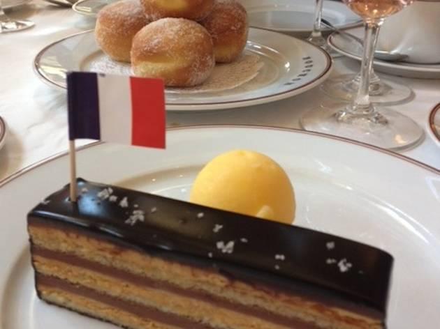 Bastille Day at Bouchon