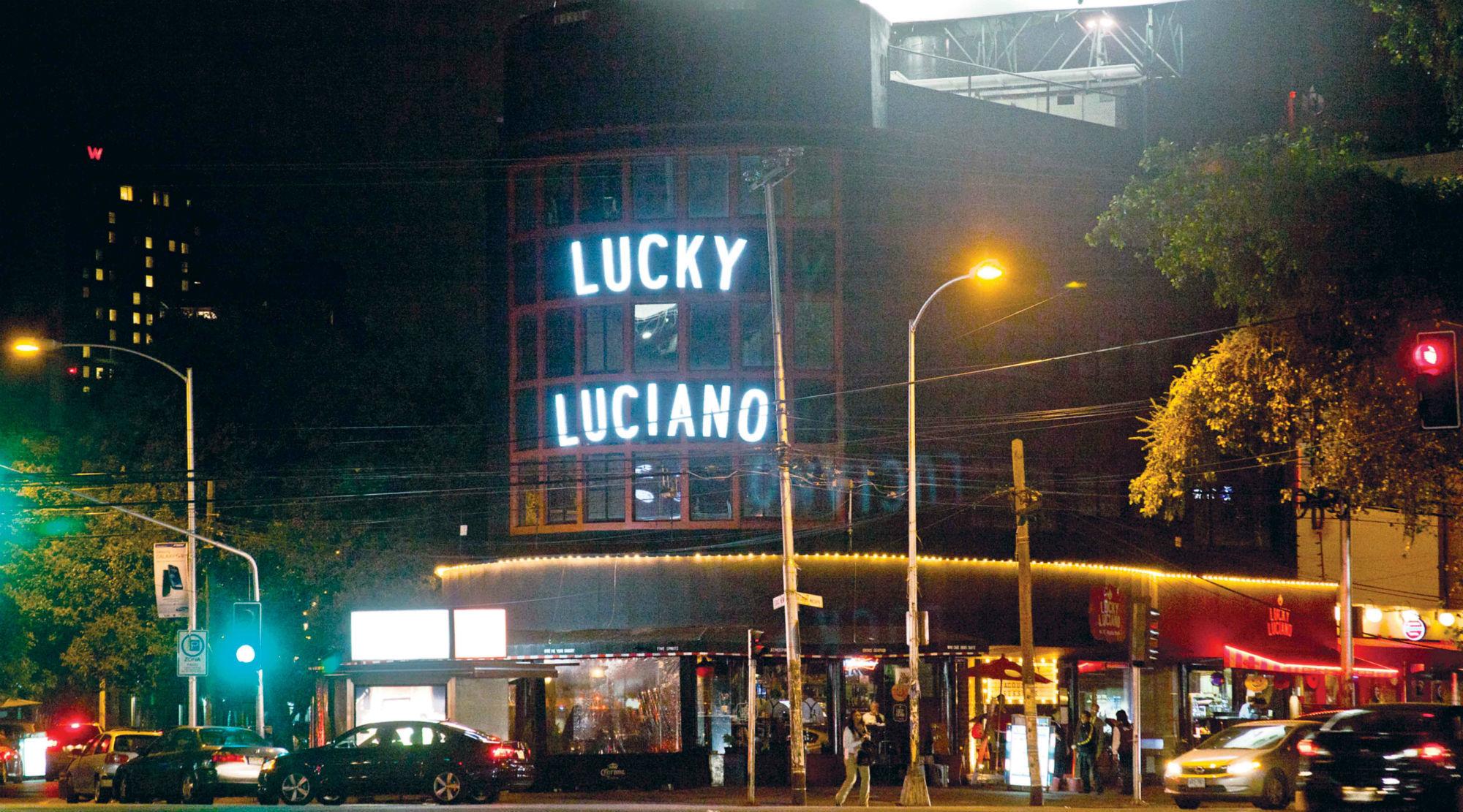 CERRADO: Lucky Luciano