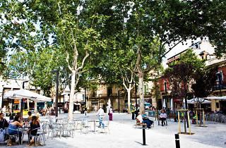 Plaça d'eivissa horta