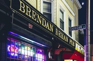 Brendan Behan Pub