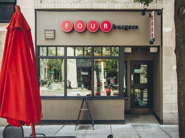 Four Burgers (CLOSED)