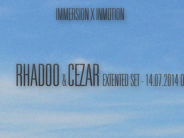 Open air : Immersion x Inmotion + Rhadoo + Cezar + Ekomine...