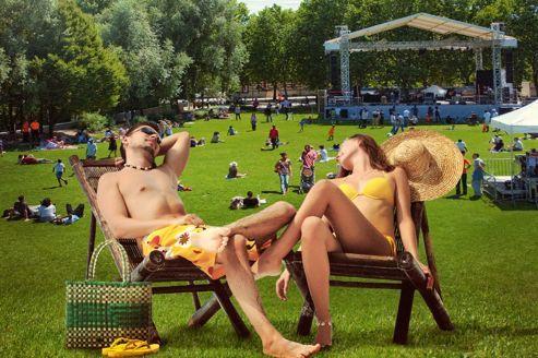 Scènes d'été