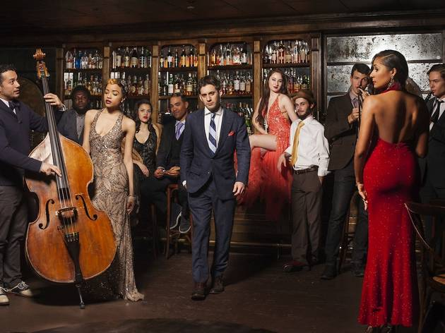 Scott Bradlee and Postmodern Jukebox