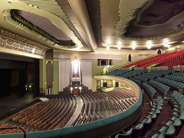 Hammersmith Apollo Refurbishment