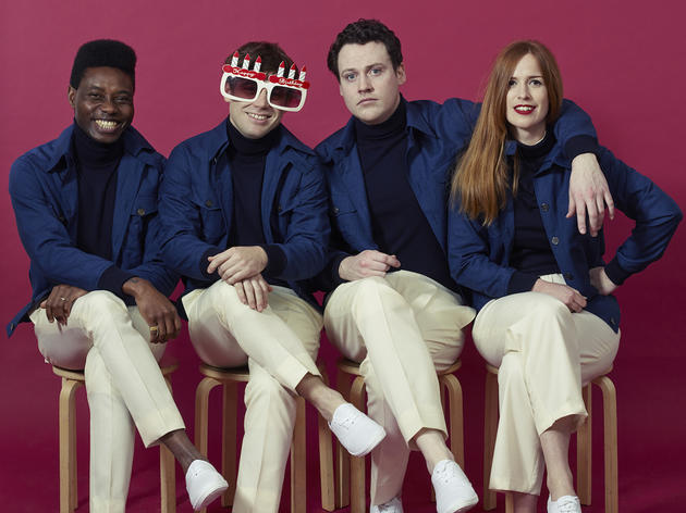 Metronomy – 'Love Letters'