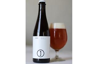 Une Annee's Enkel is a tart beer available in 500ml.