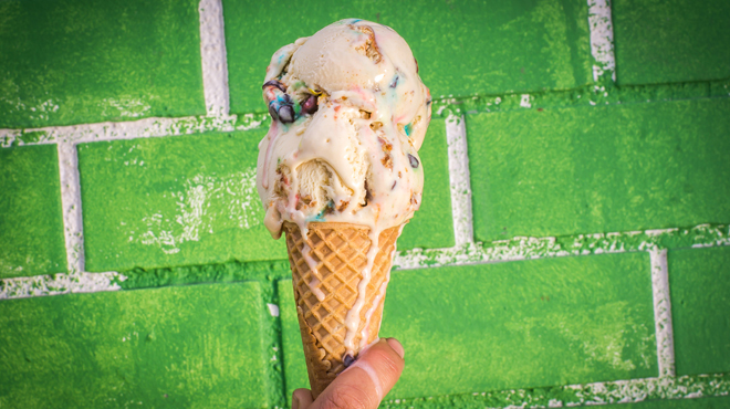 The best ice cream in NYC: Ample Hills Creamery