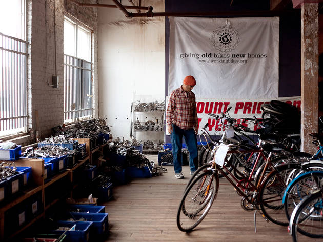 Where to find used bikes in Chicago for cyclists on a budget