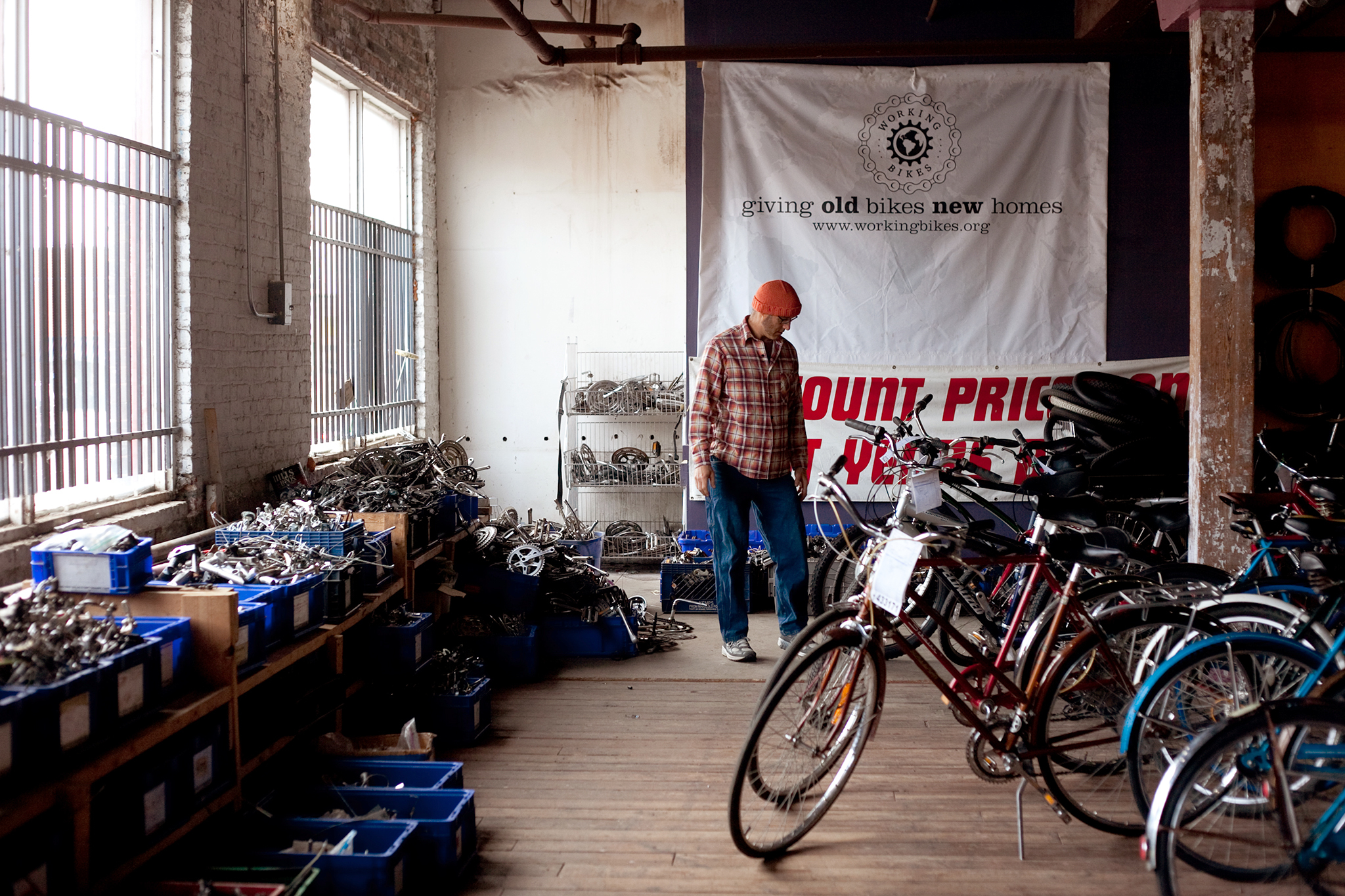 Working Bikes Cooperative