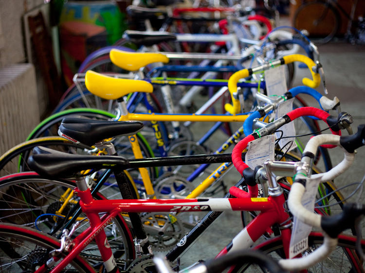 Working Bikes Cooperative