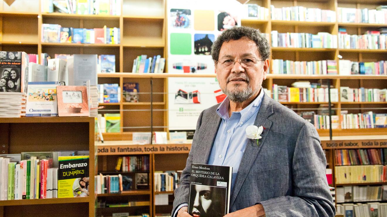 Élmer Mendoza