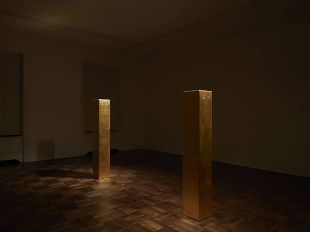 "James Lee Byars, ""Is Is and Other"""