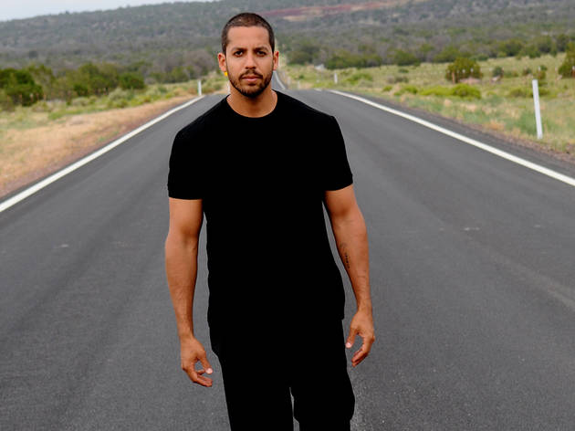 David Blaine 'Real or Magic' Asia Tour 2014 live in KL