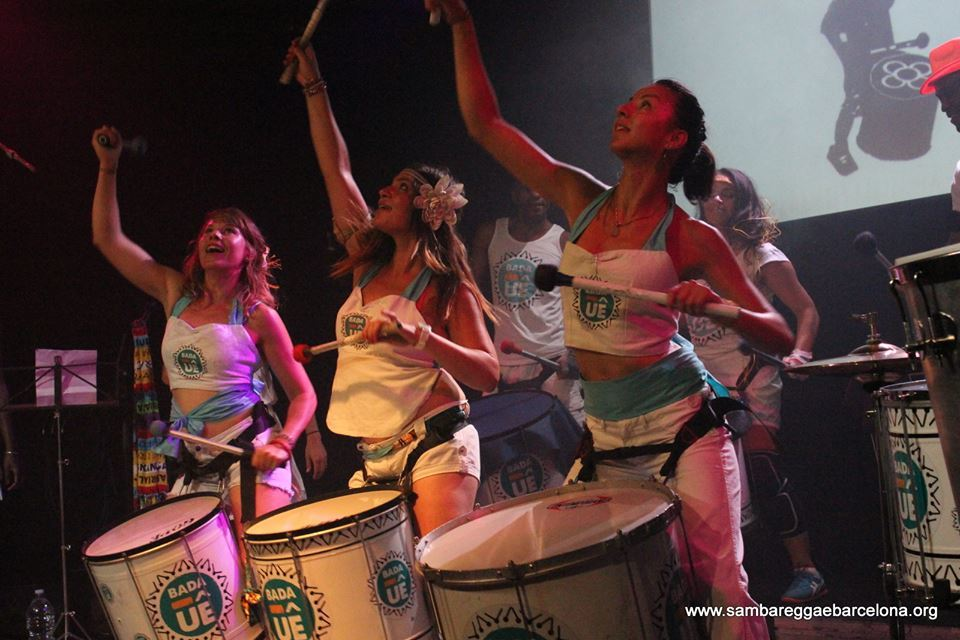 Festival de Samba-Reggae