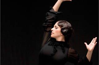Taller de dansa flamenca a càrrec d'Eva Yerbabuena