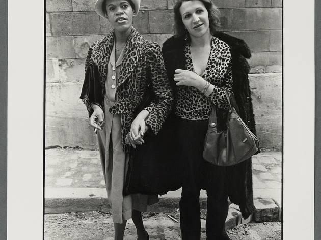 (Jane Evelyn Atwood, 'L'Institut départemental des aveugles', Saint-Mandé, France, 1980 / ©Jane Evelyn Atwood / Bibliothèque Historique de la Ville de Paris)