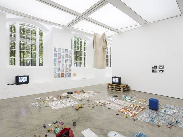 Journal (Exhibition view)