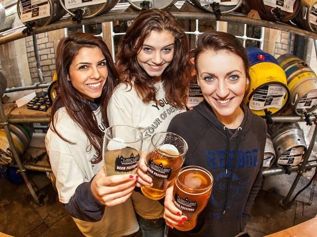 London Brewers Alliance Summer Beer Festival