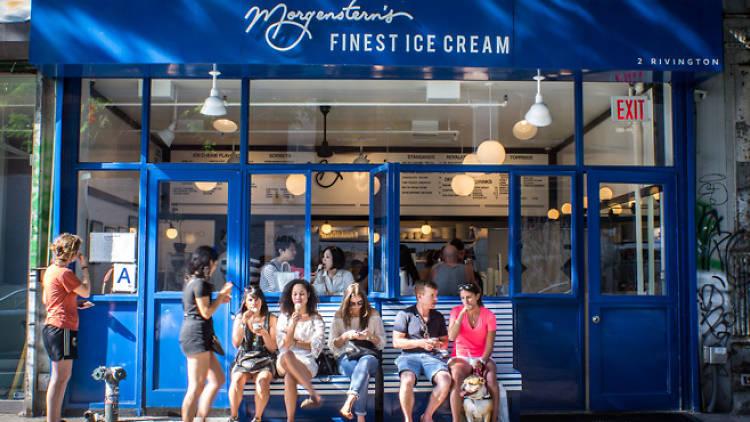 Morgenstern's, ice cream