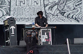 Lollapalooza 2015: Death From Above 1979 + The New Pacific