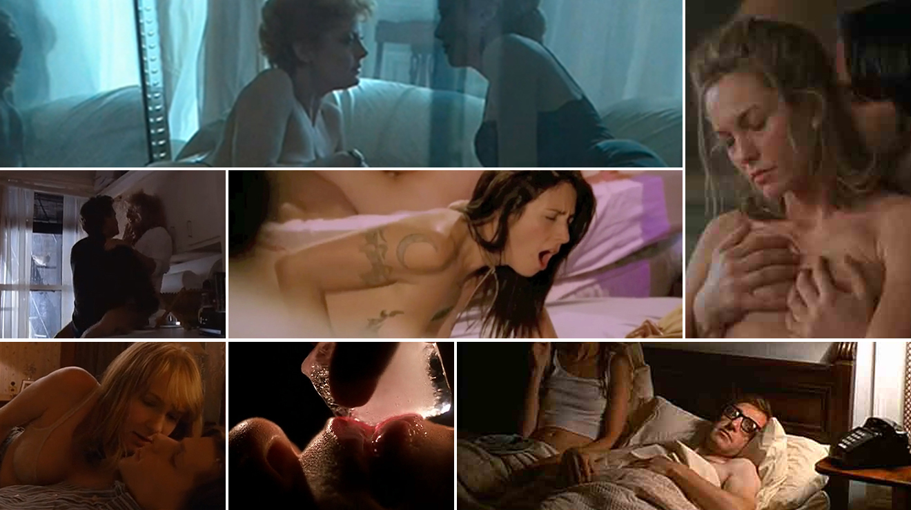 Authoritative The best sex scene in movies think, what