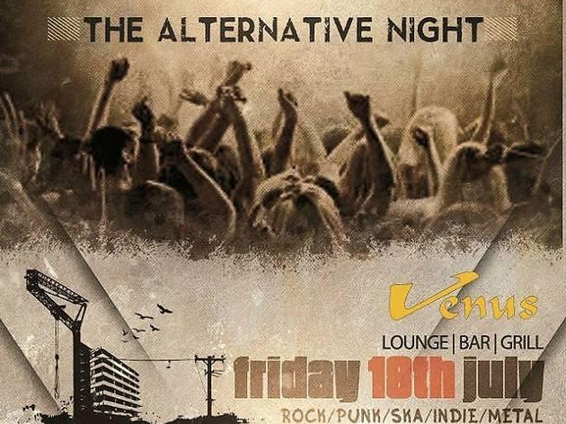 Rock City Alternative Night