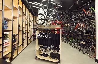 Tour de France at Gotham West Market