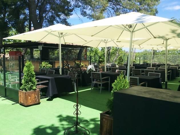 Mozza Bar Terraza