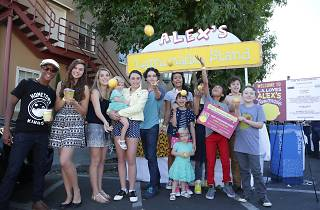 L.A. Loves Alex's Lemonade