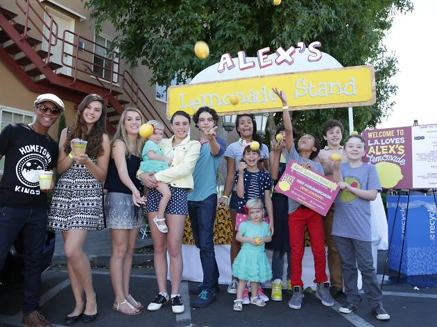 LA Loves Alex's Lemonade