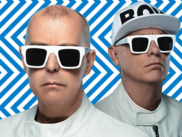 Pet Shop Boys live in KL