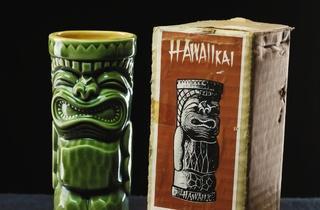 ('Hawaiian mug from the Aloha Hut' / Collection Martijn Veltman / © D.R. / Photo : Jennifer Patrick)