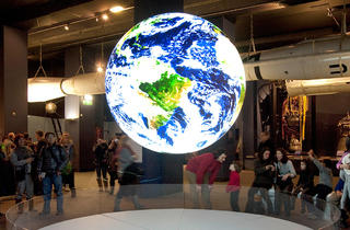 (Planet Science in Space Gallery © Jennie Hills)