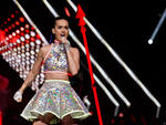 Katy Perry performs at Madison Square Garden on July 9, 2014.