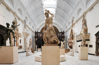 (Renaissance City 1350 - 1600 © Victoria and Albert Museum, London)