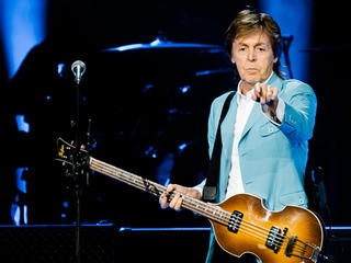 Paul McCartney brings his Out There tour to the United Center, July 9, 2014.