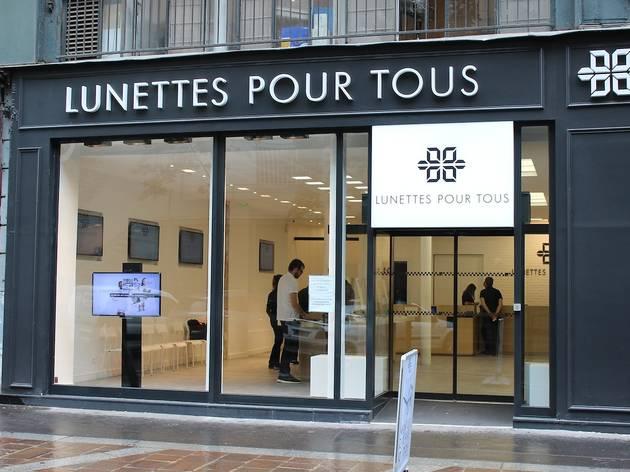 0782a9847fdef8 Lunettes pour tous   Shopping à Arts et Métiers, Paris