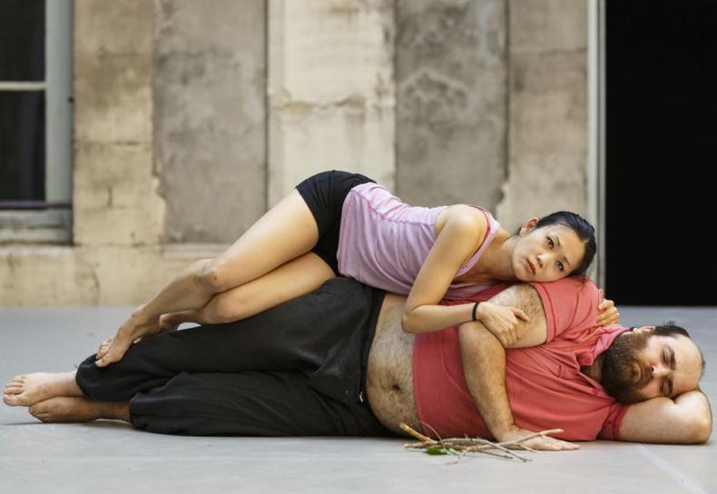 Religieuse à la fraise / Kaori Ito et Olivier Martin-Salvan
