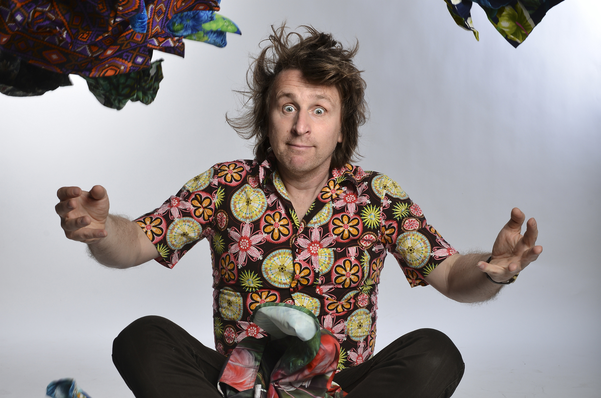 Milton Jones's top ten stand-up comedians