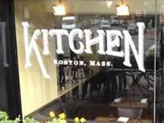 Kitchen - CLOSED